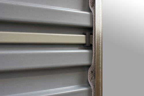 "Gliderol Roller Shutter Garage Door 2286mm x 2135mm 7ft6/"" wide x 7ft high"
