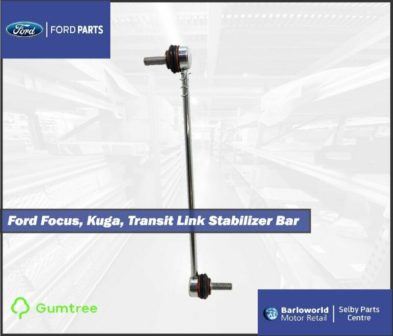 New Genuine Ford Focus, Kuga, Transit Link Stabilizer Bar