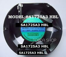 SEADA SA1725A3 HBL Aluminum frame cooling fan 380VAC 0.17A 50/60HZ 172*150*51mm