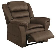 Power Lift Recliner in Mocha by Catnapper - 4850
