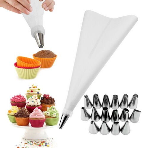18 Teile Kuchen Dekorieren Kit Liefert Kuchenwerkzeug Backenform Küche Zubehör////