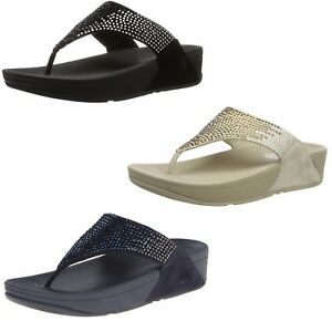 412c723f4867 Image is loading FitFlop-Women-039-s-Flare-Thong-Sandal