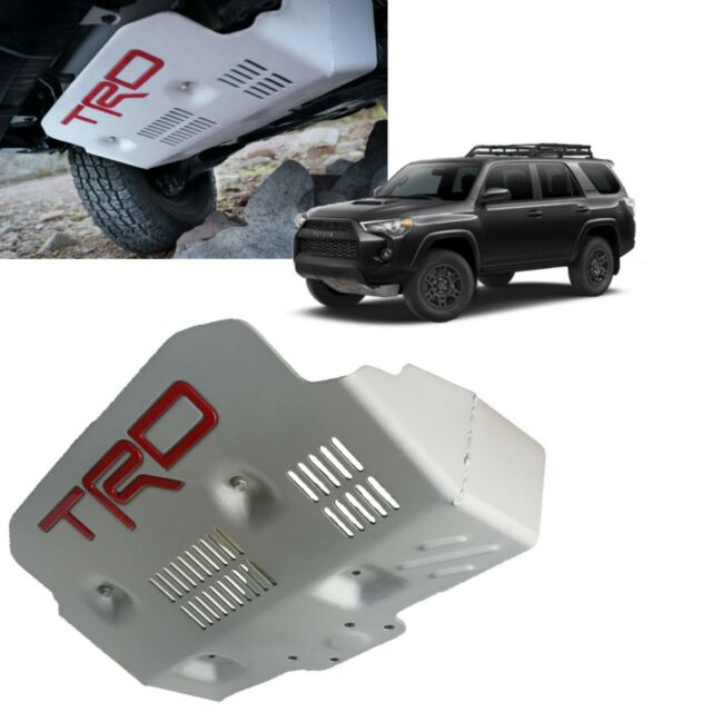Front PT938-00140 Skid Plate Genuine Toyota