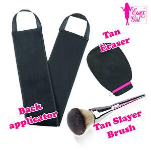 Essex-Girl-Self-Tanning-Brush-back-Applicator-Tan-Eraser-Set