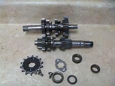 Honda 125 CB CB125T CB125-T Used Engine Transmission Assemebly 1991 HB181