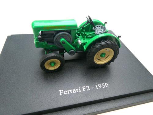 Tractor  Hachette//Atlas  1//43 OVP NEU #4283 Ferrari F2-1950
