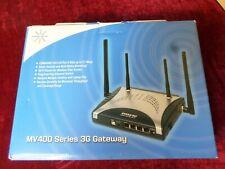 Axess-Tel Gateway 3G MV400i Router CDMA 1xEV-DO Rev A Print Server New