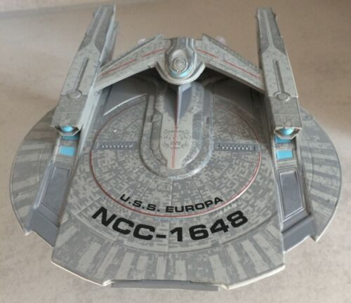 Star Trek Discovery Starships Collection Eaglemoss #5 USS Europe ncc-1648 étroitement