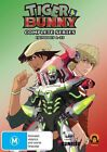Tiger & Bunny - The Complete Collection (DVD, 2014, 4-Disc Set)