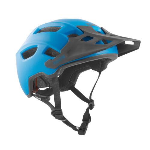 NIB ShipsFREE TSG Trailfox Enduro MTB Helmet Satin Dk Cayan Blue LG//XL 57-59cm