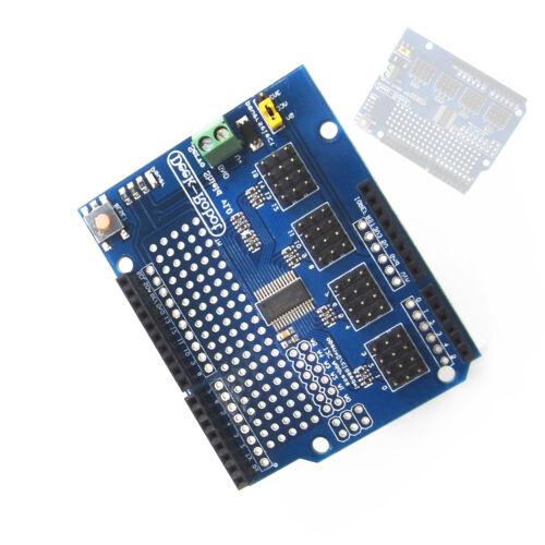 I2C PCA9685 For Arduino 16 Channel 12-bit PWM Servo Drive shield board