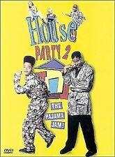 House Party 2: The Pajama Jam! (DVD, 1991)  Kid 'N Play  II Martin Lawerence