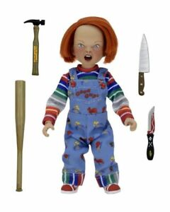 "clothed Doll 14 Cm / 5,5"" / Neca Chucky Romantisch Childs Play Action Figure"