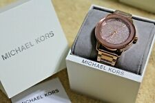 6d0dd97d87e0 item 1 NWT Michael Kors MK6210 Kinley Pave Dial Rose Gold-Tone Bracelet  Watch  325 -NWT Michael Kors MK6210 Kinley Pave Dial Rose Gold-Tone  Bracelet Watch ...