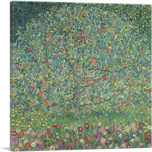 ARTCANVAS-Apple-Tree-I-1912-Canvas-Art-Print-by-Gustav-Klimt