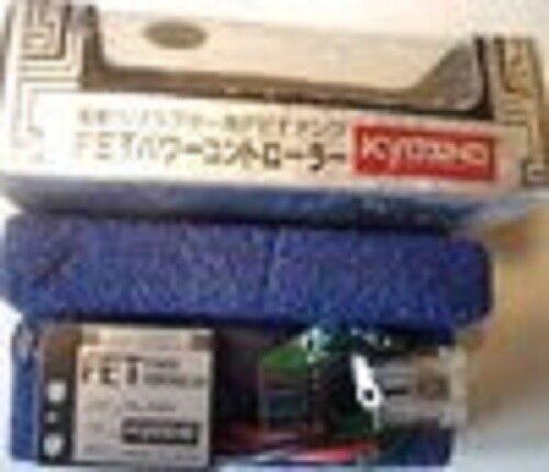 REGOLATORE DI POTENZA KYOSHO 2594  HIGH FREQUENCY FET energia CONTROLLER  alta qualità e spedizione veloce