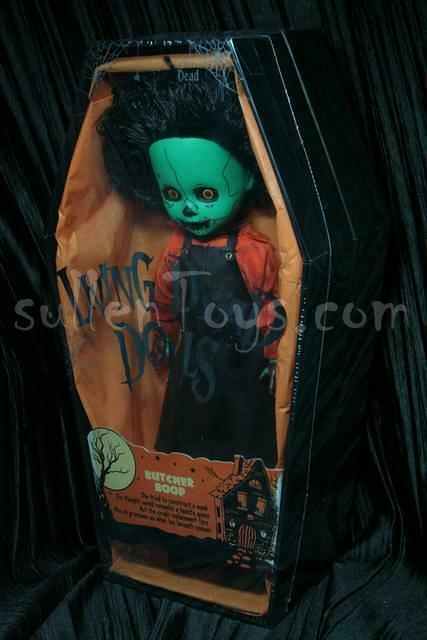 Living Dead Dolls Butcher Boop Variant Series 32 Halloween Doll New sullenToys