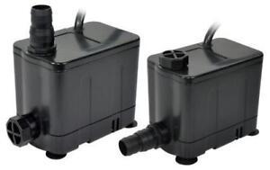 Ecoplus Convertible Bottom Draw Water Pump - submersible hydroponics