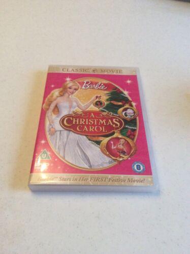 1 of 1 - Barbie: a Christmas Carol [DVD], Very Good DVD, , William Lau