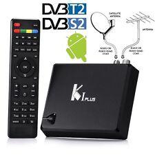 K1 Plus DVB-S2 / T2 Android 5.1 Combo TV Box Amlogic S905 IPTV WiFi 64bit