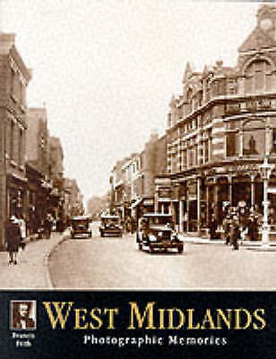 Very Good, West Midlands: Photographic Memories, Hardy, Clive, Book