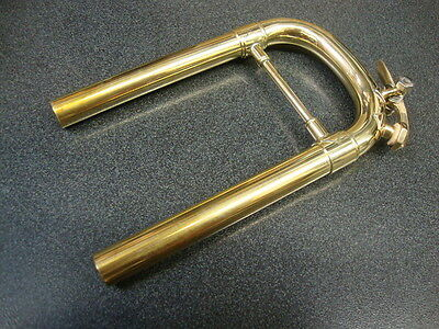 "Bach Bb Trumpet LT180ML /""Lightweight/"" Medium Large Bore Tuning Slide Assembly"