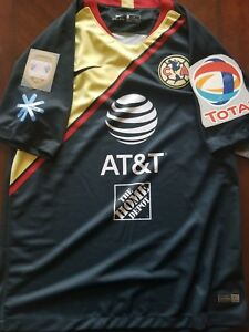 d5f3f2d078ff8 Image is loading nike club america champion jersey america parche jpg  225x300 America campeon jersey