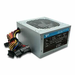 Vetroo CPPSUN380 400W ATX PC Computer Desktop Power Supply