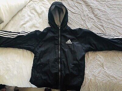 Vintage Adidas 90S Reversible Jacket