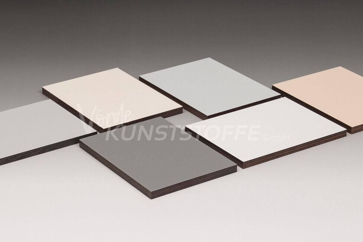 Kronoplan® M-Line HPL-Platten 8mm Fassadenplatten -   m²