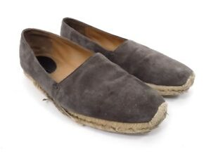 CHRISTIAN LOUBOUTIN Mocasines gris
