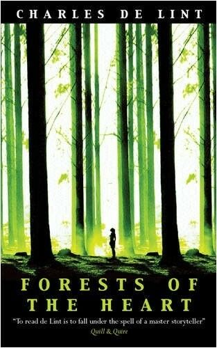 Excellent, Forests Of The Heart (Gollancz S.F.), Charles De Lint, Book
