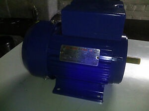 ELECTRIC MOTOR MYML7112B CAP RUN 1 PHASE 240V 037KW  05HP 2800rpm - <span itemprop=availableAtOrFrom>Colchester, United Kingdom</span> - ELECTRIC MOTOR MYML7112B CAP RUN 1 PHASE 240V 037KW  05HP 2800rpm - Colchester, United Kingdom