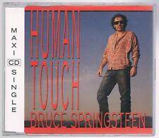 BRUCE SPRINGSTEEN HUMAN TOUCH CD MAXI SINGOLO cds SINGLE
