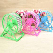 Hot New Pet Hamster Mouse Rat Mice Running Spinner Wheel Small Toys Randomly