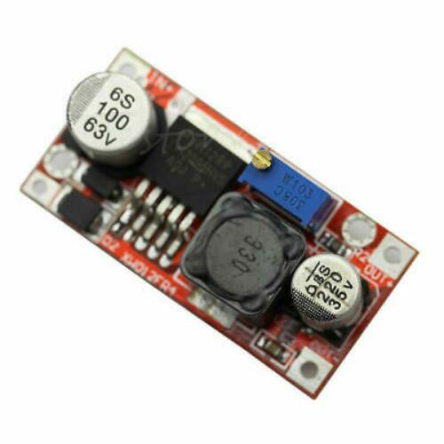 Converter DC-DC 4.5-60V LM2596HV Adjustable Step-Down Power Supply Module