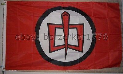 The Greatest American Hero William Katt 1980/'s 3/'x5/' Red Flag Banner USA Seller