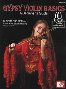 Bien Gypsy Violin Basics A Beginner's Guide Sheet Music Book With Audio Apprendre à Jouer-afficher Le Titre D'origine Quell Summer Soif