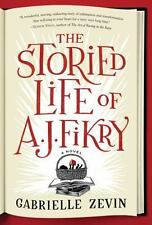 The Storied Life of A. J. Fikry by Gabrielle Zevin (2014, Hardcover)