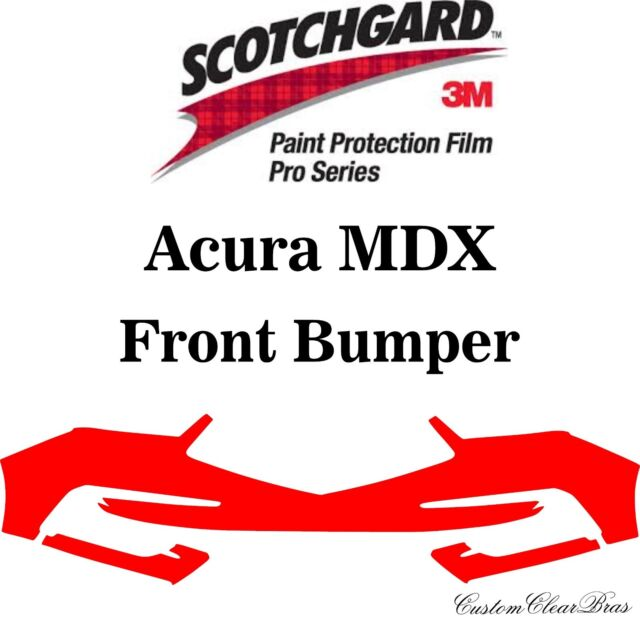 3M Scotchgard Paint Protection Film Pro Series Clear 2017