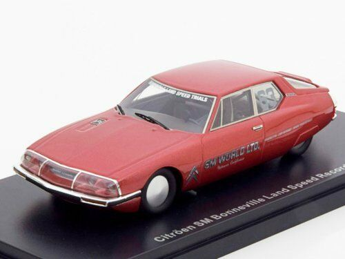 Citroen SM  63 SM World Ltd Land Speed Trials Bonneville NEO46605 1 43