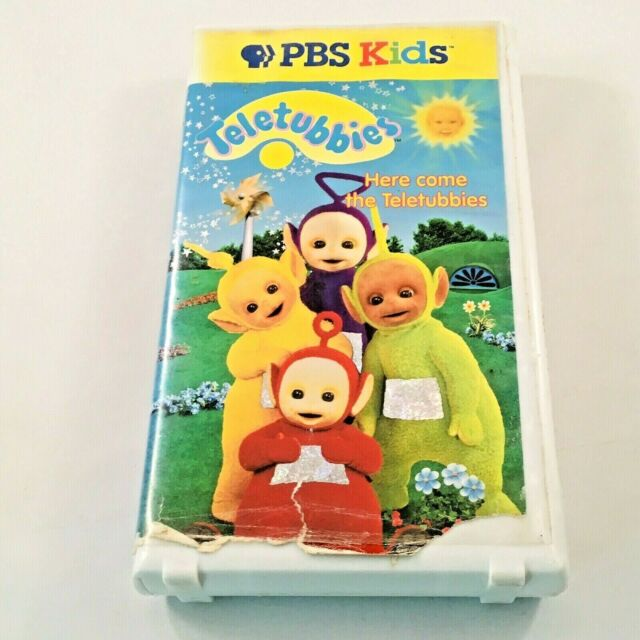 Here Come The Teletubbies (VHS, 1999, Clam
