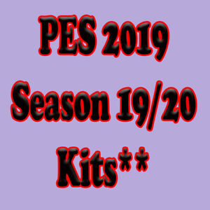Details zu PES 2019 Option File PS4 New Season Kits** Logos Bundesliga
