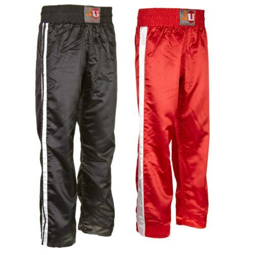 Kickboxen Stripe Kickbox-Hose KICKBOXHOSE Ju-Sports