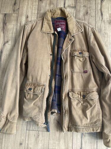 abercrombie jacket xl men