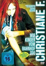 CHRISTIANE F. - Wir Kinder vom Bahnhof Zoo (Natja Brunckhorst) NEU+OVP