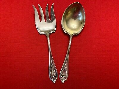 1847 Rogers Old Colony 1911 Set of 4 Teaspoons
