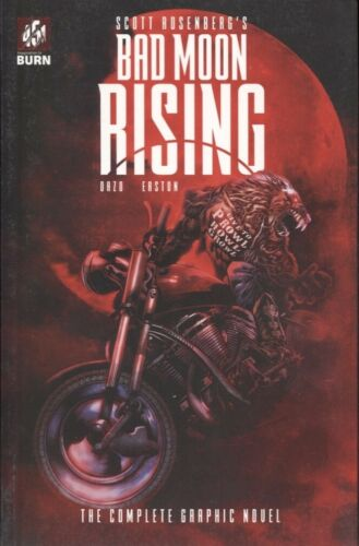 BAD MOON RISING COMPLETE GRAPHIC NOVEL TPB REPS #1-6 NEW//UNREAD