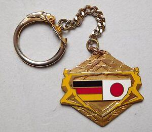"""DernièRe Collection De Rare Porte Clé """" Allemagne - Japon 1962 """""""
