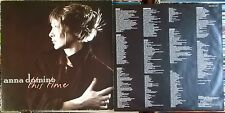 ANNA DOMINO LP: THIS TIME (D;Polydor – 835 022-1)